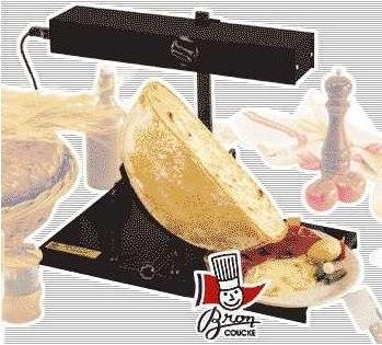 appareil a raclette