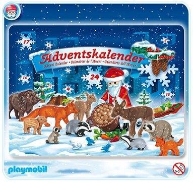 calendrier de l'avent playmobil 2011