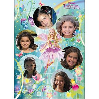 poster photo barbie